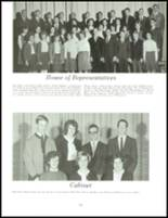 1964 Marshall High School Yearbook Page 108 & 109