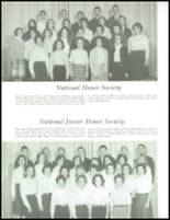 1964 Marshall High School Yearbook Page 110 & 111