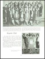 1964 Marshall High School Yearbook Page 112 & 113