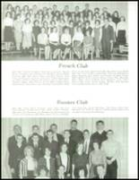 1964 Marshall High School Yearbook Page 120 & 121