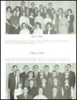 1964 Marshall High School Yearbook Page 122 & 123