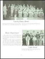 1964 Marshall High School Yearbook Page 126 & 127