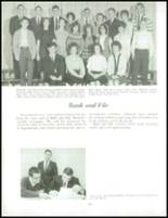 1964 Marshall High School Yearbook Page 132 & 133