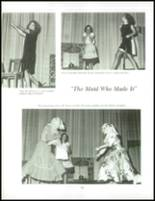 1964 Marshall High School Yearbook Page 140 & 141