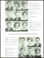 1964 Marshall High School Yearbook Page 164 & 165