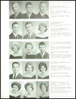 1964 Marshall High School Yearbook Page 166 & 167