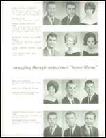 1964 Marshall High School Yearbook Page 170 & 171