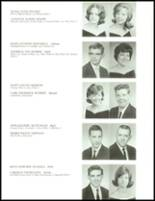 1964 Marshall High School Yearbook Page 172 & 173