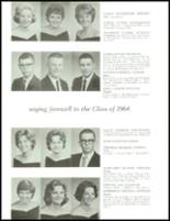 1964 Marshall High School Yearbook Page 178 & 179