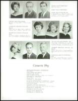 1964 Marshall High School Yearbook Page 182 & 183