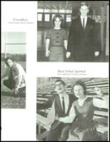 1964 Marshall High School Yearbook Page 186 & 187