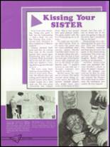 1988 Booneville High School Yearbook Page 16 & 17