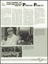 1988 Booneville High School Yearbook Page 20 & 21