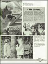1988 Booneville High School Yearbook Page 22 & 23