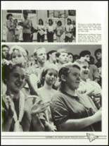 1988 Booneville High School Yearbook Page 24 & 25