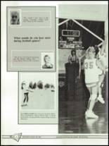 1988 Booneville High School Yearbook Page 34 & 35