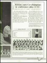 1988 Booneville High School Yearbook Page 42 & 43