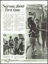 1988 Booneville High School Yearbook Page 50 & 51