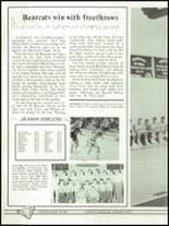 1988 Booneville High School Yearbook Page 56 & 57