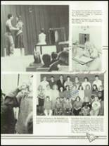 1988 Booneville High School Yearbook Page 66 & 67