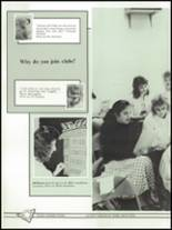 1988 Booneville High School Yearbook Page 72 & 73