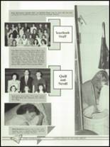 1988 Booneville High School Yearbook Page 74 & 75