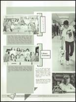 1988 Booneville High School Yearbook Page 80 & 81