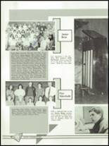 1988 Booneville High School Yearbook Page 82 & 83