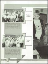 1988 Booneville High School Yearbook Page 86 & 87