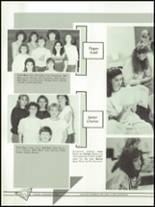 1988 Booneville High School Yearbook Page 88 & 89