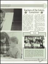 1988 Booneville High School Yearbook Page 90 & 91