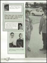 1988 Booneville High School Yearbook Page 92 & 93