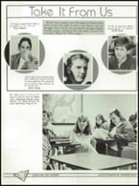 1988 Booneville High School Yearbook Page 100 & 101