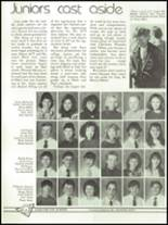 1988 Booneville High School Yearbook Page 102 & 103