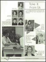 1988 Booneville High School Yearbook Page 104 & 105