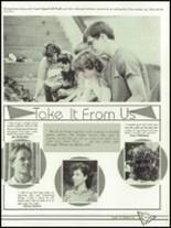 1988 Booneville High School Yearbook Page 108 & 109