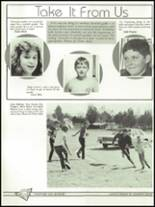1988 Booneville High School Yearbook Page 116 & 117