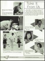 1988 Booneville High School Yearbook Page 120 & 121