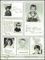 1988 Booneville High School Yearbook Page 128 & 129