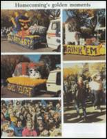 1984 Grosse Pointe South High School Yearbook Page 16 & 17