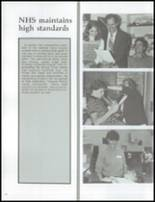 1984 Grosse Pointe South High School Yearbook Page 24 & 25