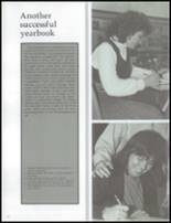 1984 Grosse Pointe South High School Yearbook Page 26 & 27