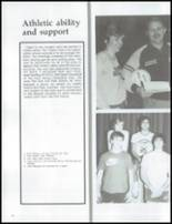 1984 Grosse Pointe South High School Yearbook Page 28 & 29