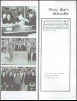 1984 Grosse Pointe South High School Yearbook Page 40 & 41