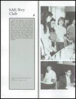 1984 Grosse Pointe South High School Yearbook Page 42 & 43
