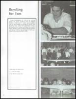 1984 Grosse Pointe South High School Yearbook Page 46 & 47
