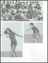 1984 Grosse Pointe South High School Yearbook Page 50 & 51