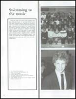 1984 Grosse Pointe South High School Yearbook Page 52 & 53