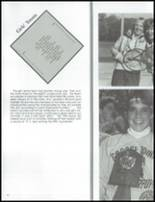 1984 Grosse Pointe South High School Yearbook Page 66 & 67