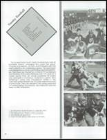 1984 Grosse Pointe South High School Yearbook Page 72 & 73